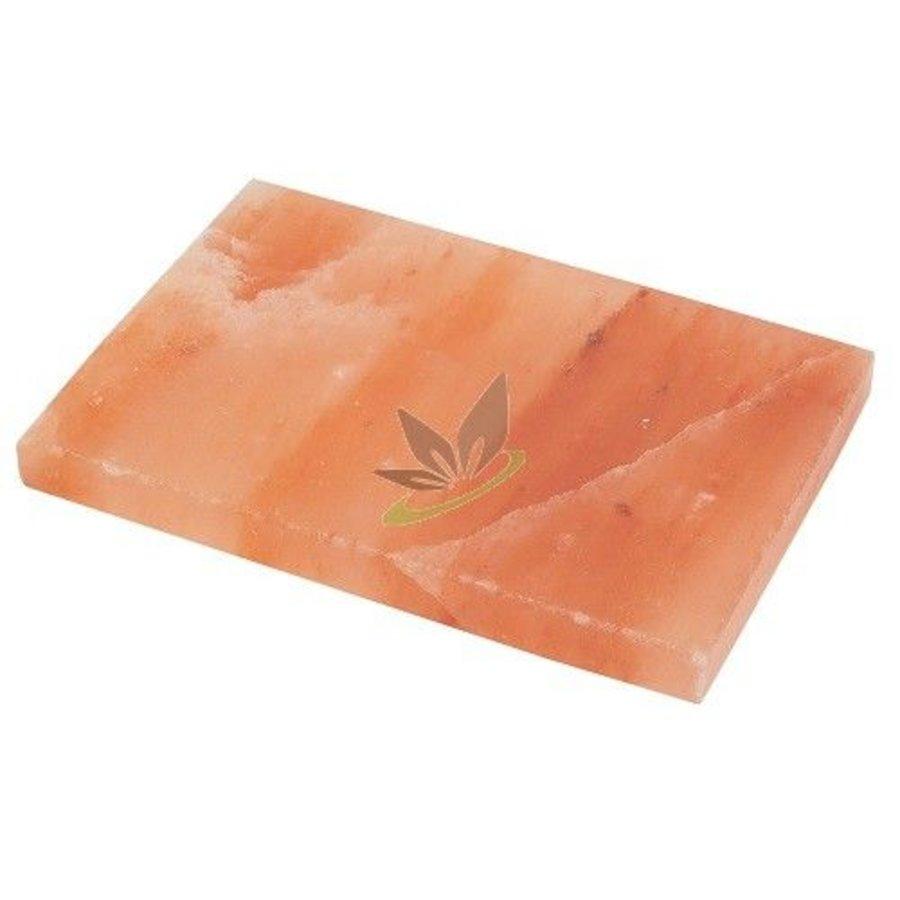 himalayazout bouwsteen/ zouttegel 20x10x2.5cm