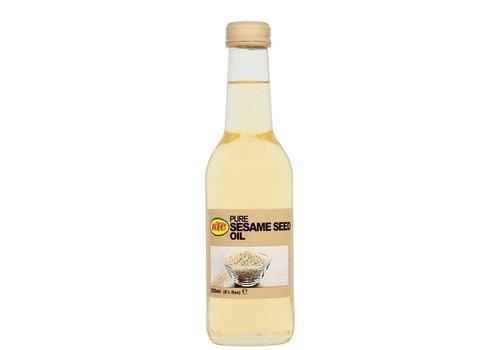 KTC sesameseed oil pure sesamzaadolie 250 ml