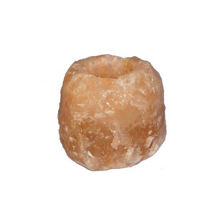 himalaya zout theelicht grof geslagen 1.6-1.8 kilo