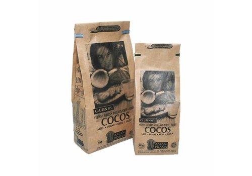 Aman Prana Fair Trade Cocos meel 500 gram