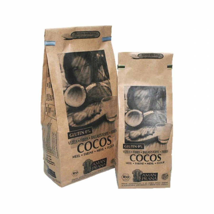 Fair Trade Cocos meel 500 gram