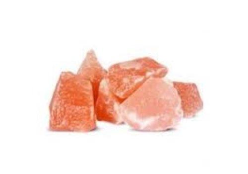 Nutrikraft himalaya steenzout brokken roze 25 kilo