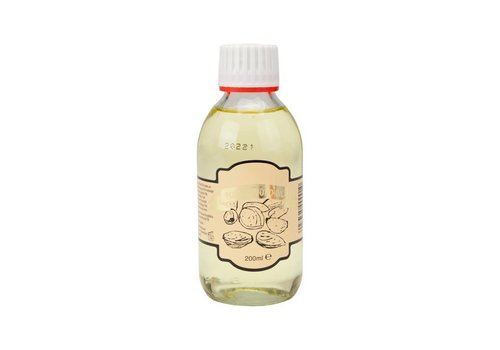 Mamado amandel olie puur almond oil 200 ml