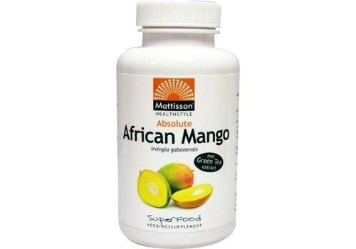 Mattisson Absolute African Mango 150 mg capsules 60 vcaps