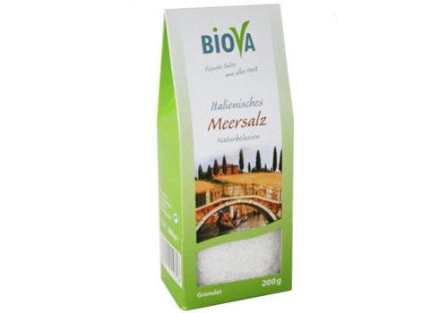 Biova italiaans zeezout granulaat 200 gram