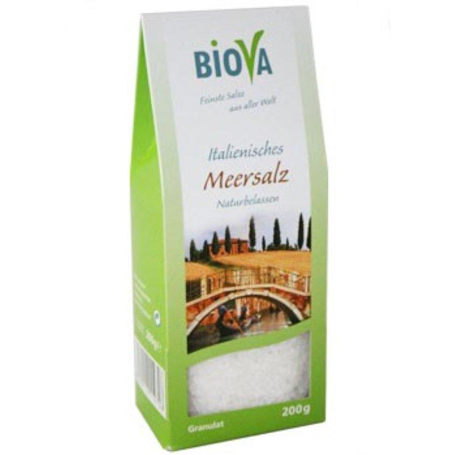 italiaans zeezout fijn 200 gram