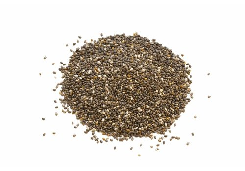 Nutrikraft Chia zaden chiazaad zwart 1 kilo