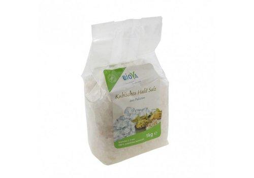 Nutrikraft halietzout granulaat wit rock salt 1 kilo zak