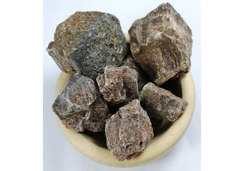 Nutrikraft kala namak indiaas zwart zout brokken 250 gram