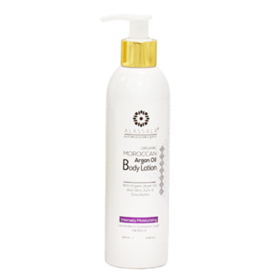 Intensief hydraterende bodylotion Lavendel - 250 ml