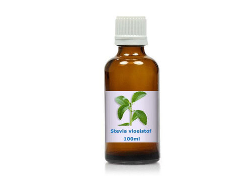 Nutrikraft vloeibaar stevia extract 100ml