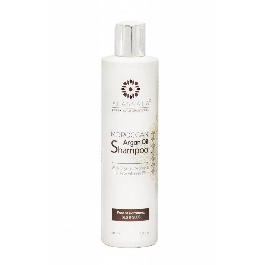 Shampoo Marokkaanse argan olie 300ml