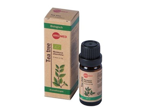 Aromed tea tree essentële olie - 10ml