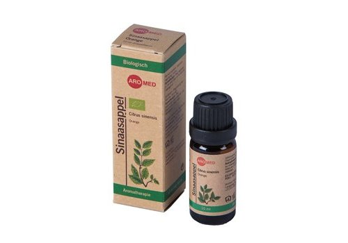 Aromed sinaasappel essentiële olie - 10ml