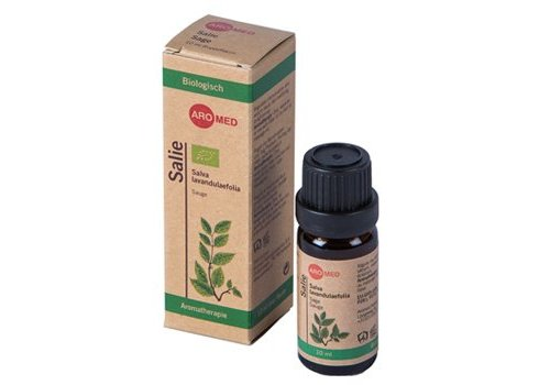Aromed salie essentële olie - 10ml