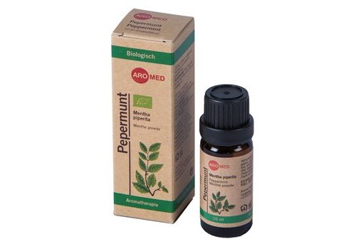 Aromed pepermunt essentiële olie 10ml