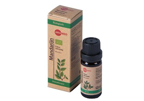 Aromed mandarijn essentële olie - 10ml