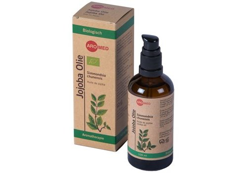 Aromed jojoba basisolie 100ml