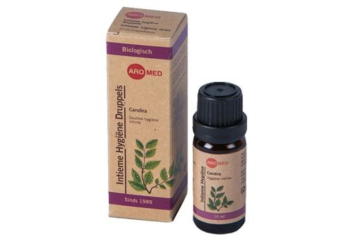 Aromed candira vaginale druppels 10ml