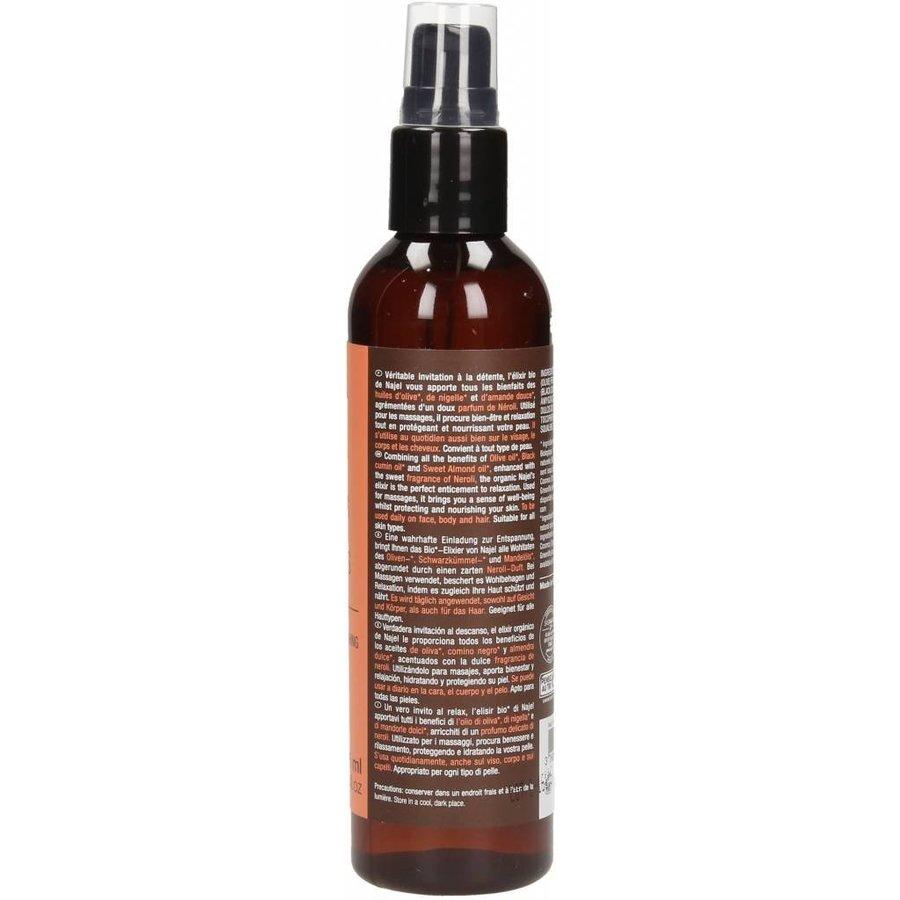 Elixer olie Three Oils 125 ml