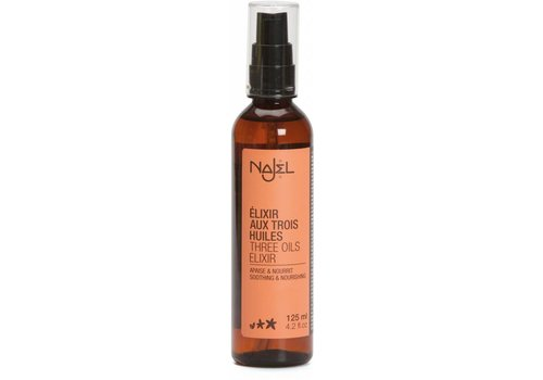 Najel Elixer olie Three Oils 125 ml