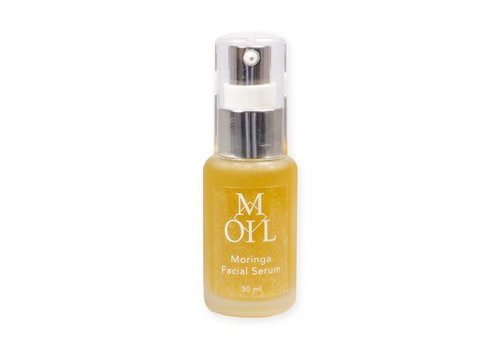 Biologische Moringa olie voor gezicht 30 ml