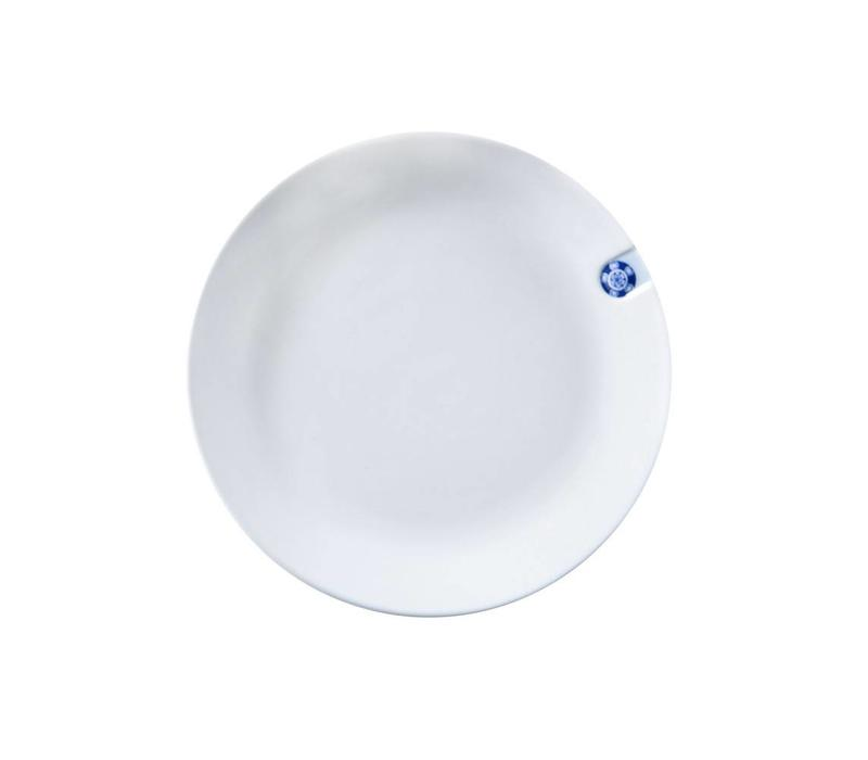 Touch of Blue plate M