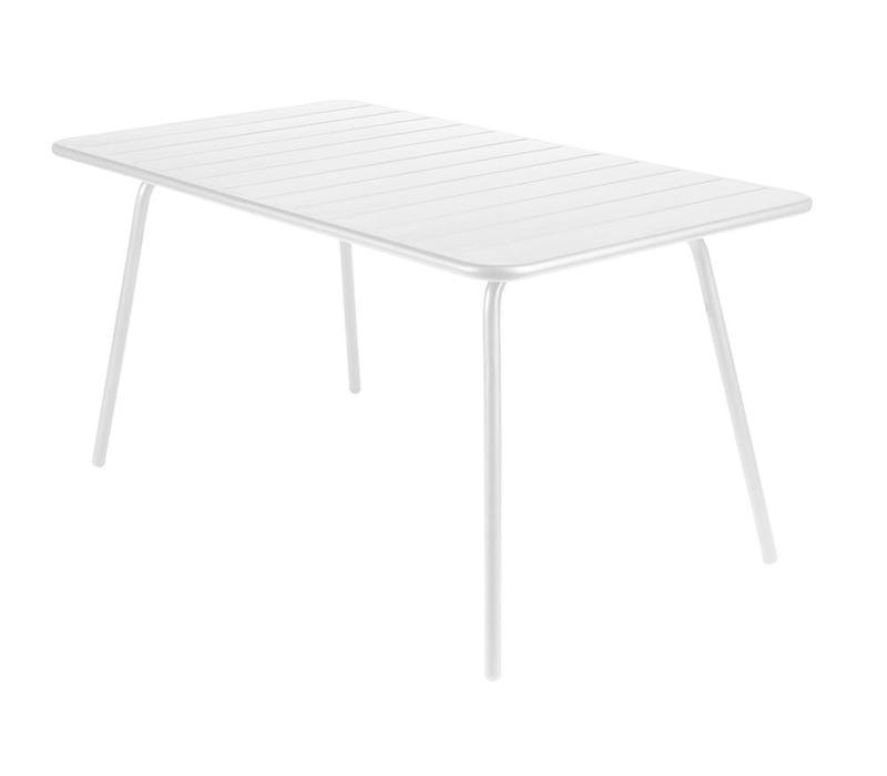 Rectangular Table 80 X 143 CM Luxembourg