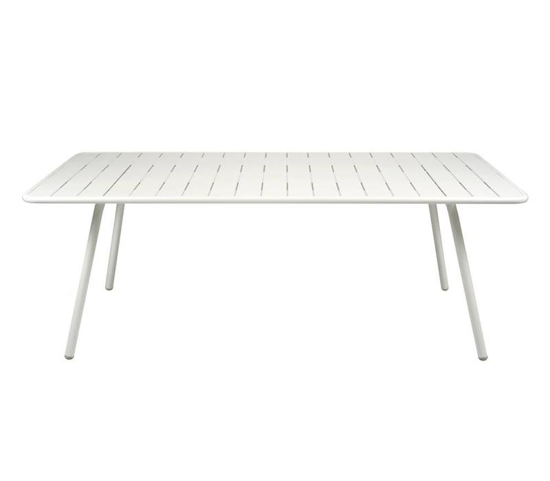 Rectangular Table 100 X 207 CM Luxembourg