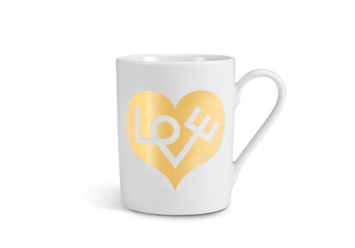 Vitra Coffee Mug Love Goud