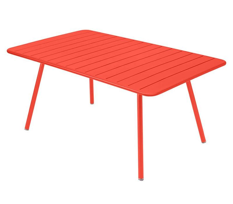 Rectangular Table 100 X 165 CM Luxembourg