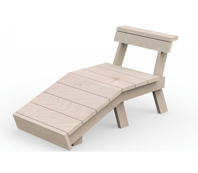 Berit Chaise Single
