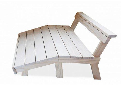 Ineke Hans Berit Chaise Double
