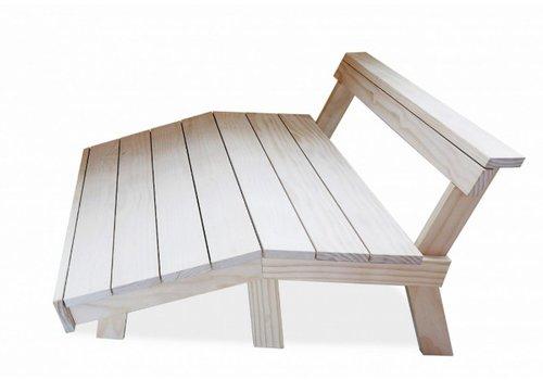 Ineke Hans Berit Chaise Double
