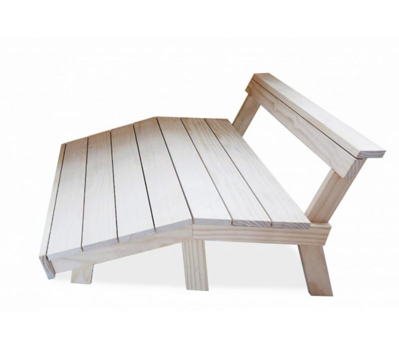 Berit Chaise Double