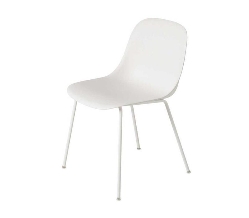 Fiber Side Chair Tube Base