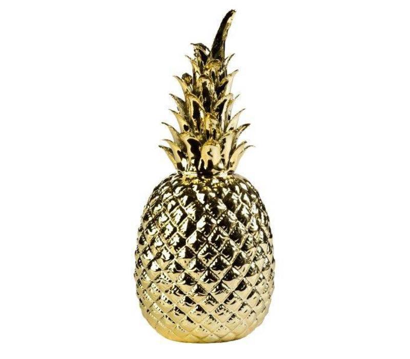 Pineapple woondecoratie