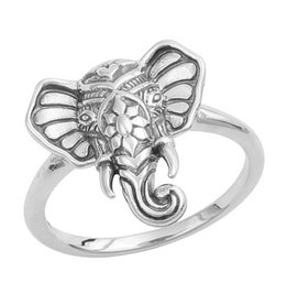 Midsummer Star Olifant Ring