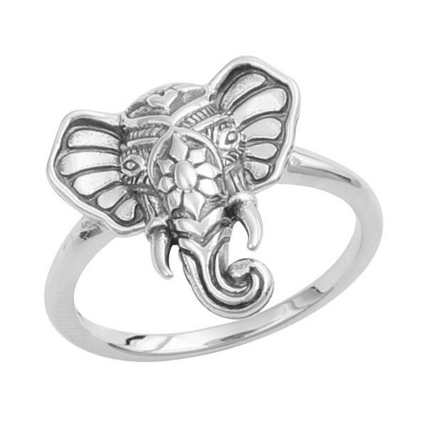 Midsummer Star Olifant Ring