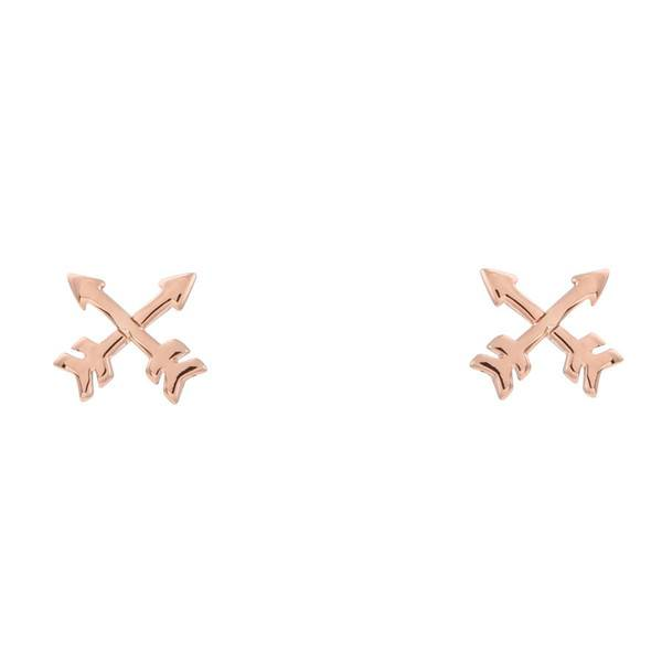 Midsummer Star Crossed arrow Earrings
