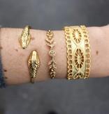 Dear Charlotte Snake armband