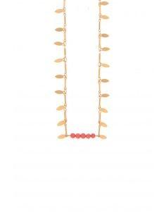 Dear Charlotte Leaf Necklace