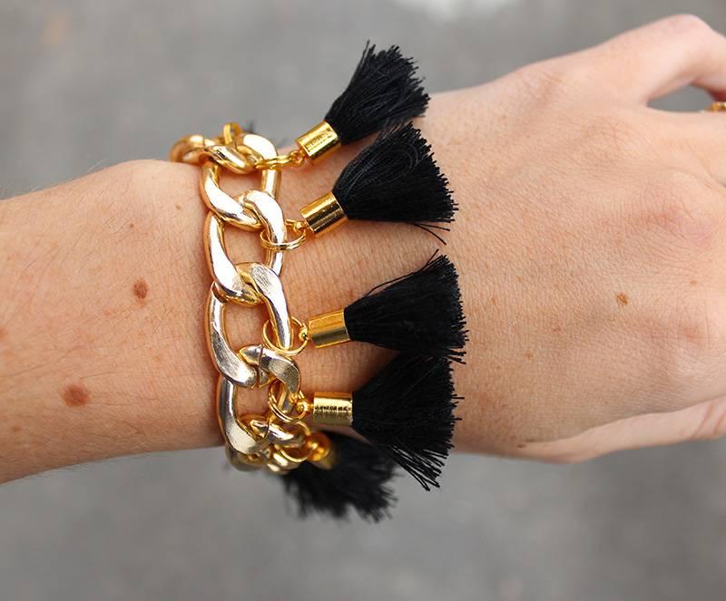 Boho Babes Majou Fringe Bracelet