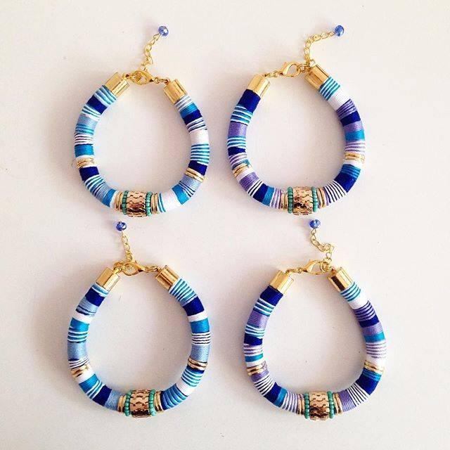 Boho Babes Majou Wrap Bracelet