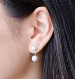 Lunai Pearl Earrings