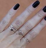 Midsummer Star Diamond Ring