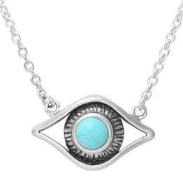 Midsummer Star Eye Necklace