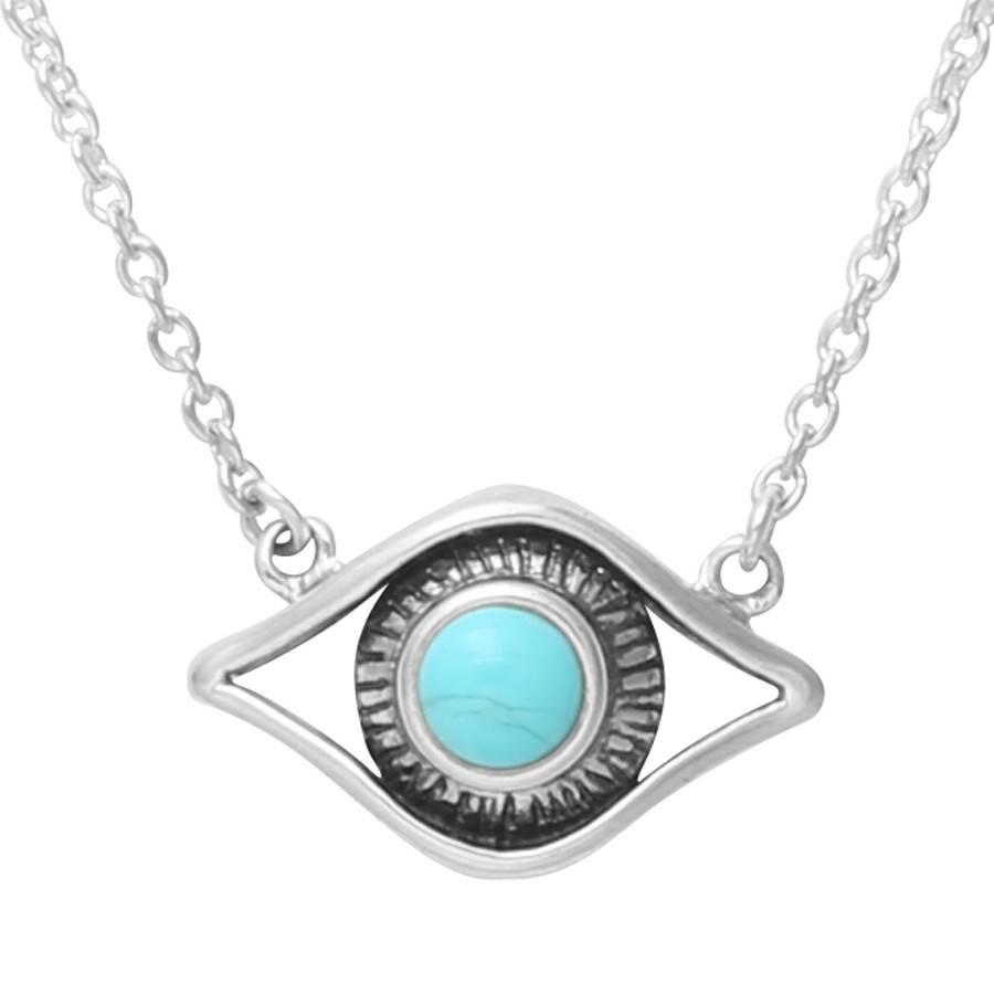 Midsummer Star Eye Necklace