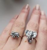 Midsummer Star Olifant Ring klein