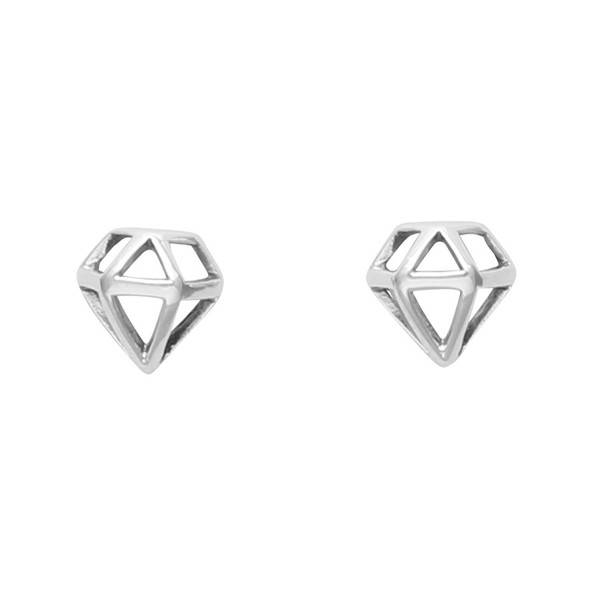 Midsummer Star Diamond studs